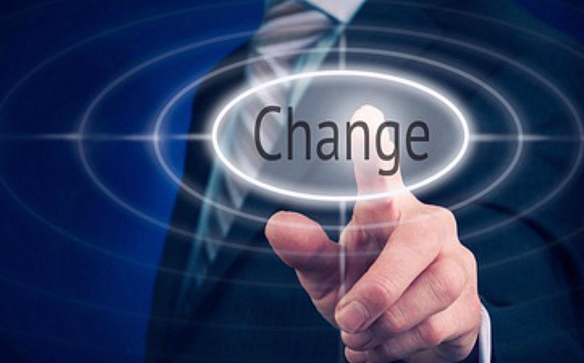 weerstand tegen veranderingen