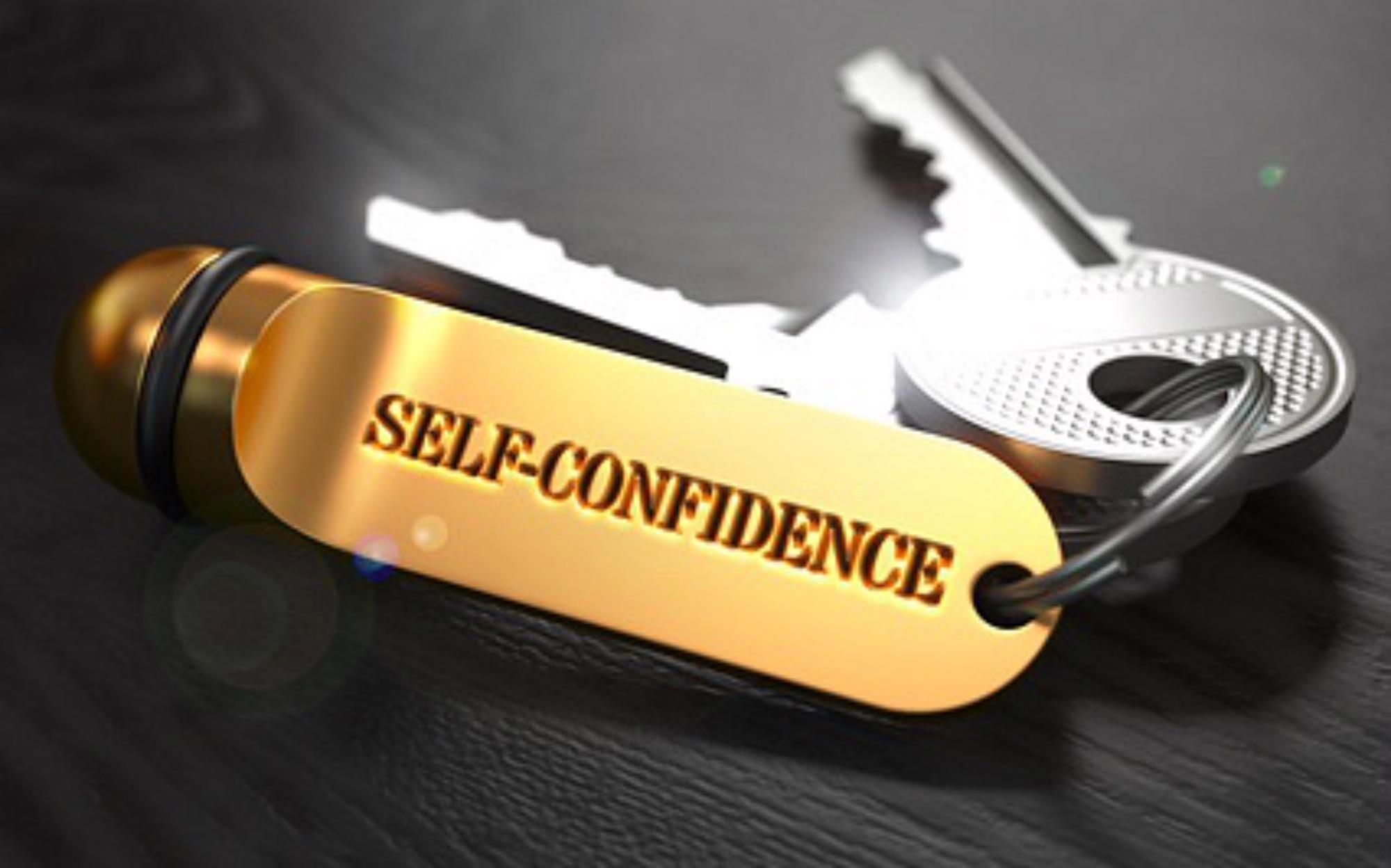 Bescherm je zelfvertrouwen.