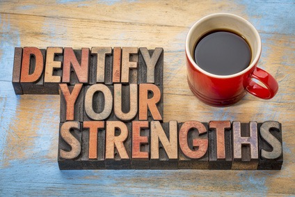 Zorg dat je jouw eigen sterktes scherp op je netvlies hebt staan