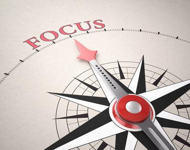 Focus op details vernauwt je blik waardoor je het overzicht kwijt raakt