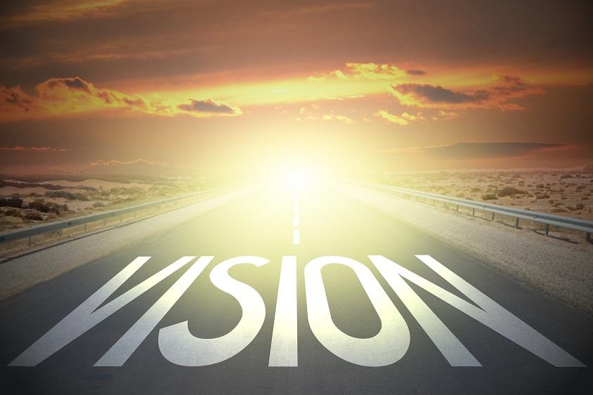 Focus op jouw visie
