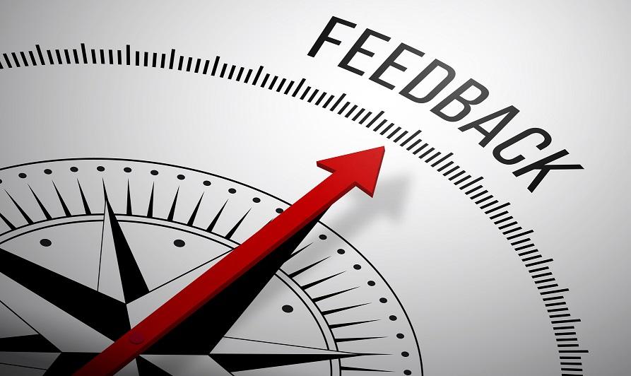 feedback krijgen en accepteren