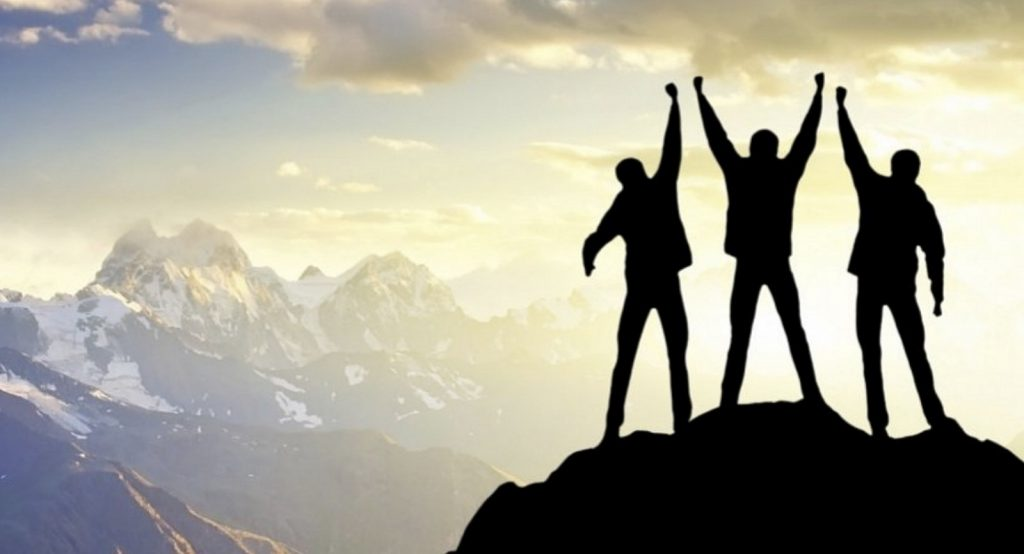 Het is de combinatie van interesse, vraag en bijdrage leveren die de basis voor succes legt.